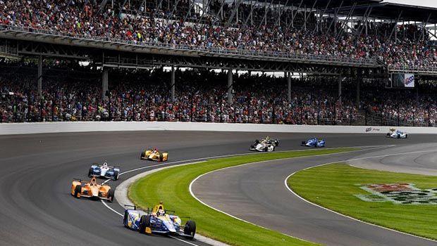 2019 Indianapolis 500 Rides