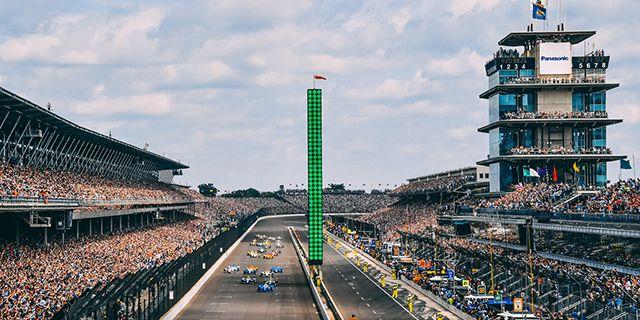 Indianapolis 500 2020 Date