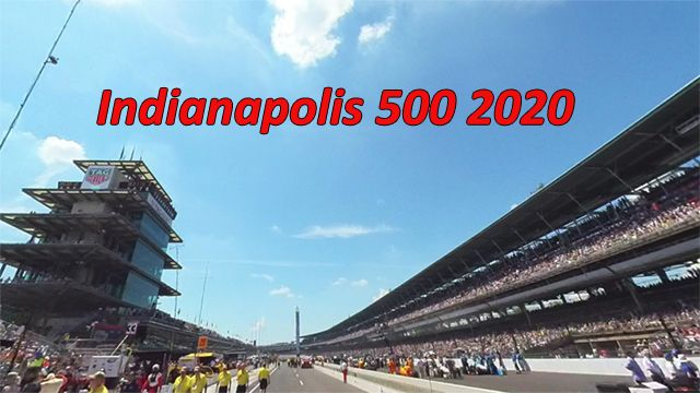 Everything you need to know about Indianapolis 500 2020